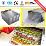 Máquina de secagem do alimento Home do uso com temperatura ajustável