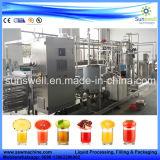 Pasteurizador/esterilizador del zumo de naranja
