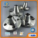 Aço ASME B16.5 inoxidável forjado flange Fundição tubulação flange (KT0369)