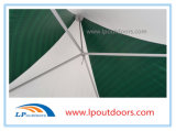 Tenda di alluminio di evento di cerimonia nuziale del partito della tenda del Pagoda del PVC del grande poligono