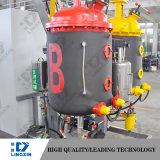 Macchina di versamento di schiumatura di pressione bassa della macchina dell'unità di elaborazione