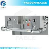 Machine à emballer de vide d'acier inoxydable (DZQ-700OL)