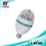 RGB Full Color Girando LED Lamp Stage Light 3W