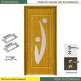 PVC-Tür-hölzerne Tür-hölzerne Panel-Tür-Innentür