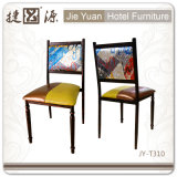 Good Quality (JY-T310)를 가진 강철 Thickness 1.0mm Restaurant Chair