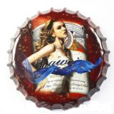 Hot Selling Beer Signs Decorative Craft Gift Wall Plaque en métal