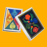 Design personalizado Cartões educacionais Cartões coloridos Cartões de jogo