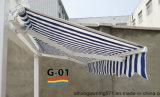 Het lichte Intrekbare Afbaarden van de Plicht met de Stof van de Polyester (s-01)
