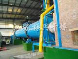 Hzgシリーズ回転式ドラム乾燥機の乾燥装置