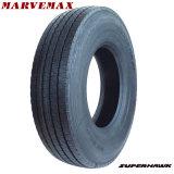 Superhawk 12r22.5 우수한 트럭 타이어 버스 타이어