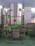 Appalottolatore farmaceutico di fluidificazione per la fabbricazione del granello del Electuary