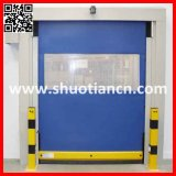 High Speed Industrial Shutter Door (ST-001) 높은 쪽으로 PVC Roll