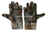 De Handschoen van de camouflage voor Volwassene gaan jagend