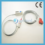 Masimo 20 rotes Lnop SpO2 Adapter-Kabel Pin-