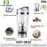 450ml portátil Vortex plástico Protein Shaker Bottle (HDP-0825)
