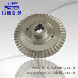 OEM Customized Brass Sand Casting per Machining Parte
