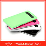 Real Capacity를 가진 Touch Ultrathin Screen Power 은행 5000mAh
