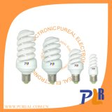 Indicatore luminoso economizzatore d'energia completo di spirale 11W con CE&RoHS