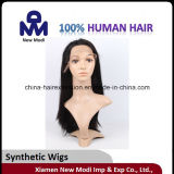 Nouveau Style Synthetic Wig avec la Main-Made