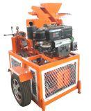 Bloque hidráulico de la pequeña escala de China que hace la máquina Sy1-20 con la ramificación en África