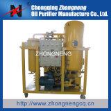 Macchina utilizzata di depurazione di olio della turbina (TY), strumentazione di filtrazione dell'olio residuo