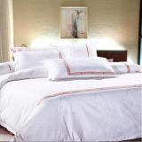 Materia textil del hotel 100% de la tela bordada del algodón/T/C 50/50/casera (WS-2016127)