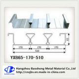 Galvanisiertes Stahlfußboden-Plattform-Blatt für Baumaterialien