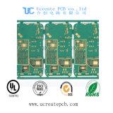 Carte à circuit imprimé Fr4 pour électronique avec le masque vert de soudure