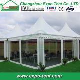 Grande tente de fête de pagode en aluminium pour événement