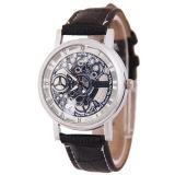 Vigilanza meccanica di scheletro automatica degli uomini dell'acciaio inossidabile degli orologi di sport di lusso