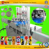 自動ジュースの飲料缶のシーリング機械