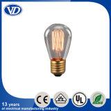 カーボンフィラメントの白熱エジソンの電球St45