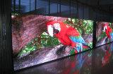 Schermo di visualizzazione locativo dell'interno del LED di colore completo dell'ali P4.81 della montagna