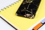 Cassa di marmo stampata molle su ordinazione del telefono