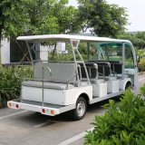セリウムの証明書(DN-14)が付いている公園のための14のシートの電気バス