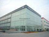Professione nel gruppo di lavoro della sezione di H, in magazzino e nelle costruzioni d'acciaio standard dell'acciaio
