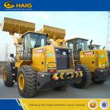 De Lader van het Wiel van Zl50gn 5tons Xc/VoorLader met Motor Shangchai