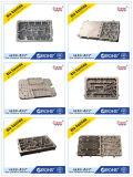 ODM/OEMはアルミニウムをダイカストの軽い家具の自動車部品の据え付け品をカスタマイズした