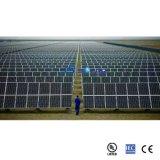 80W TUV/Ce/IEC/Mcs a reconnu le module solaire monocristallin utilisé pour le réverbère solaire