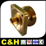 Кита подгоняло части стальной алюминиевой латуни точности CNC подвергая механической обработке поворачивая