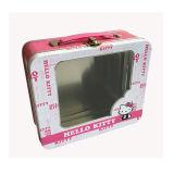 مقبض وجبة غداء قصدير يعبّئ صندوق معدنة طعام [بككجنغ] صندوق عادة طبعة