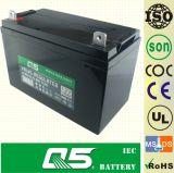 bateria elétrica pequena do Profundo-Ciclo da bateria da vassoura de estrada 12V100AH