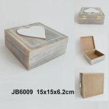 Blocco per grafici Casa-A forma di di legno della foto di Multiview della nuova annata