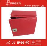 Pequena caixa de distribuição de parede de metal / placa IP65