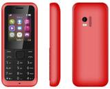 Pequeño Dual SIM doble modo de espera barato viejo del teléfono móvil Nokia Música mayor por un / Sumsang 105 # Teléfono Móvil