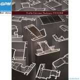 Qualität Plast-Stahl Profil-Strangpresßling-Zeile