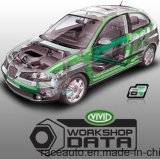 1tb HDD에서 Mitchell 49를 가진 2016 차량 정비 소프트웨어 Alldata 10.53