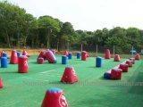 Soute gonflable de Paintball de CS de service terrain pour extérieur