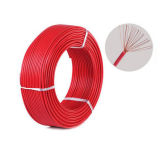 Cable eléctrico del PVC base de cobre superventas del conductor de la sola