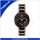 스테인리스 및 세라믹 시계 형식 스포츠 Mens 시계